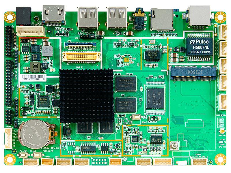 R3288W :: JARMR3288W :: ARM Cortex A17 Rockchip RK3288W Android 5 1