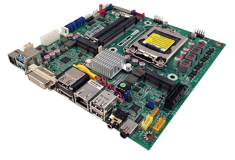 pico itx motherboard windows 7