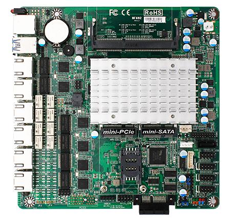 NF692 :: JNF692 :: Intel Apollo Lake Pentium N4200 Celeron N3350 6
