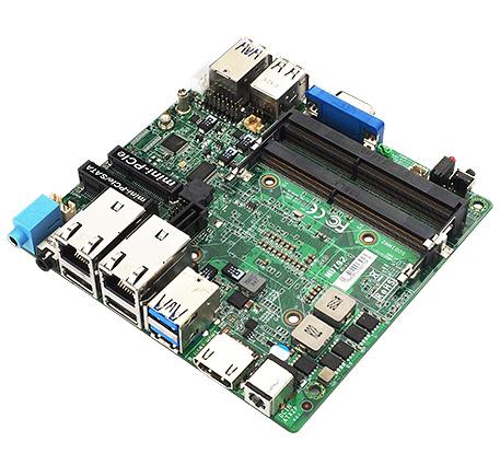 NU792V :: JNU792V :: Intel Kaby Lake-U NUC-UTX Fanless Embedded