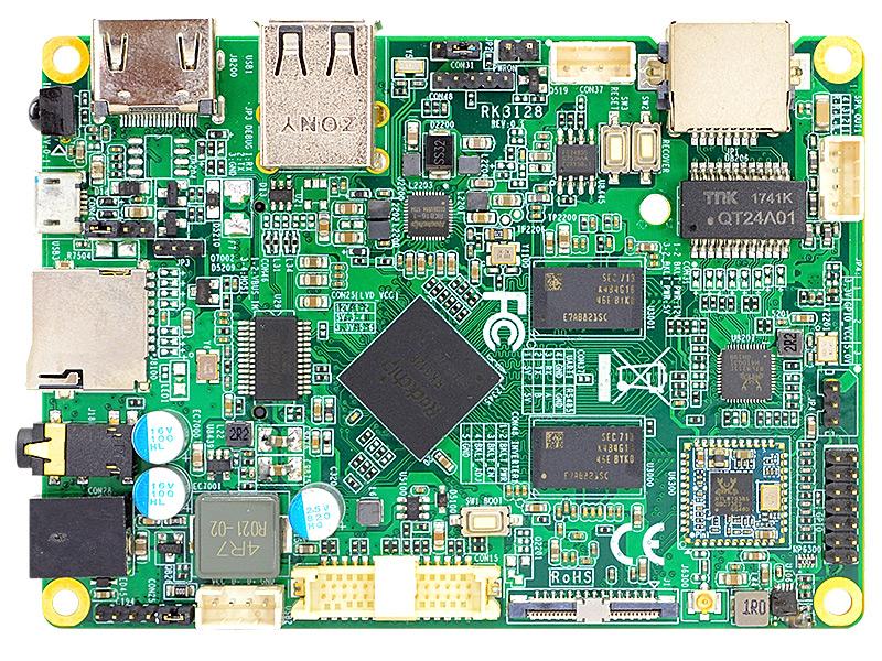 R3128 :: JR3128-1N :: ARM Cortex A7 Rockchip RK3128 Android