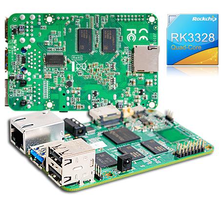 R3328-DG2N :: JR3328-DG2N :: ARM Cortex A53 Rockchip RK3328